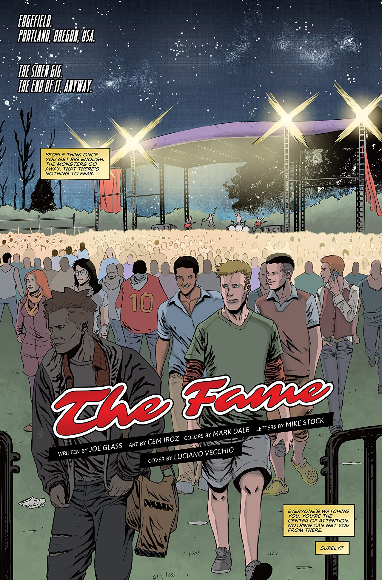 The Pride Season Two #1 (of 6): (comiXology Originals)
