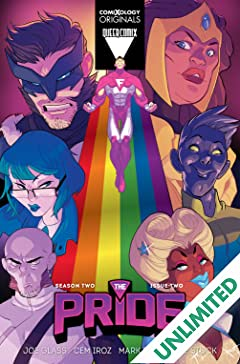 The Pride Season Two #2 (of 6): (comiXology Originals)