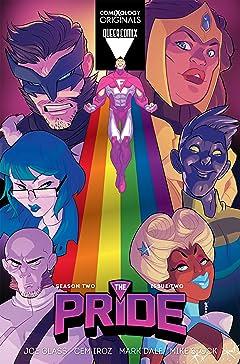 The Pride Season Two No.2 (sur 6): (comiXology Originals)