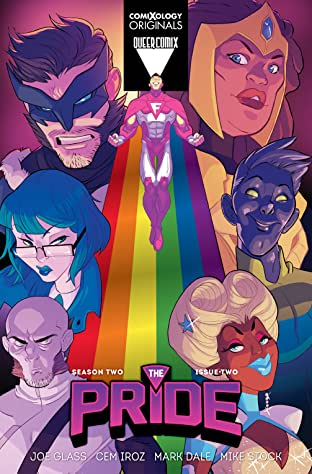 The Pride Season Two (comiXology Originals) #2 (of 6)