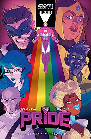 The Pride Season Two (comiXology Originals) No.2 (sur 6)