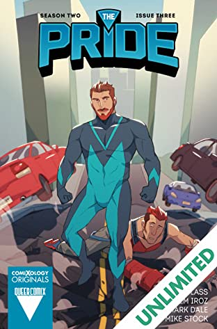 The Pride Season Two #3 (of 6): (comiXology Originals)