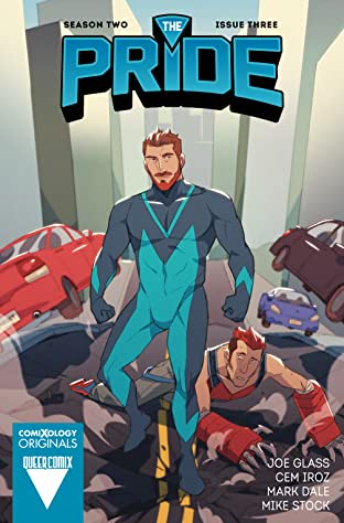 The Pride Season Two (comiXology Originals) No.3 (sur 6)