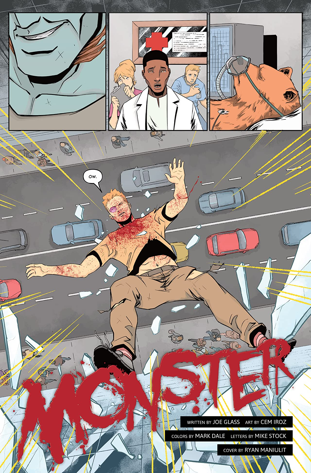 The Pride Season Two (comiXology Originals) #3 (of 6)