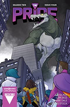 The Pride Season Two #4 (of 6): (comiXology Originals)