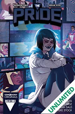 The Pride Season Two (comiXology Originals) #5 (of 6)
