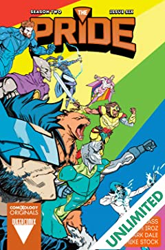The Pride Season Two (comiXology Originals) #6 (of 6)
