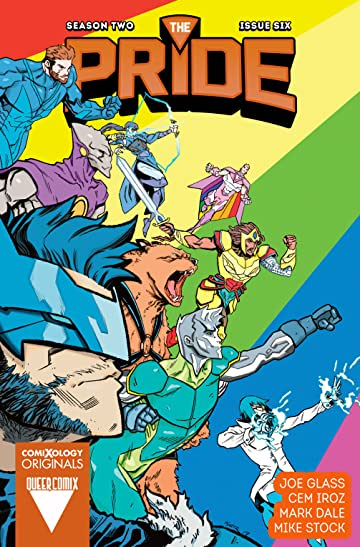 The Pride Season Two #6 (of 6): (comiXology Originals)