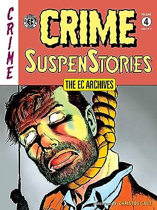 The EC Archives: Crime SuspenStories Tome 4
