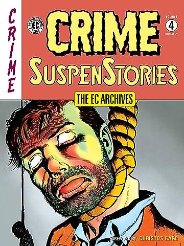 The EC Archives: Crime SuspenStories Vol. 4