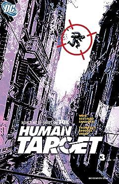 Human Target (2010) #3 (of 6)