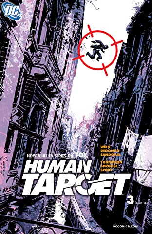 Human Target (2010) No.3 (sur 6)