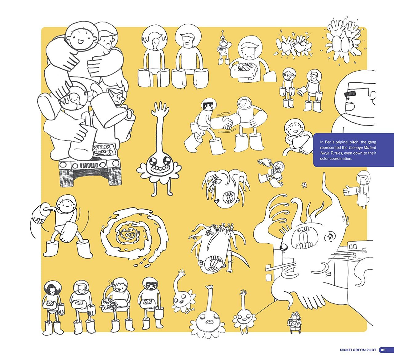 The Art of Bravest Warriors