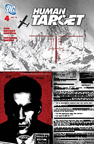 Human Target (2010) No.4 (sur 6)