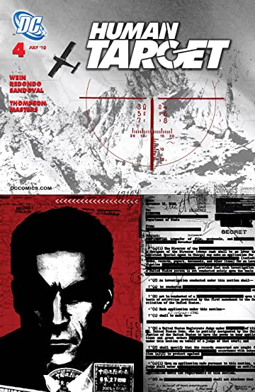 Human Target (2010) #4 (of 6)