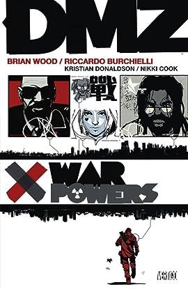 DMZ Tome 7: War Powers