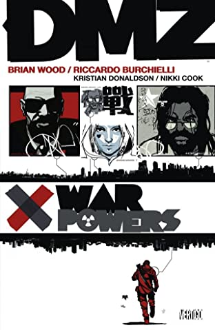 DMZ COMIC_VOLUME_ABBREVIATION 7: War Powers
