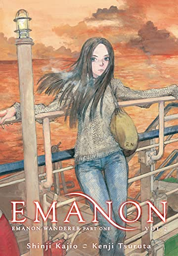 Emanon Vol. 2: Emanon Wanderer Part One