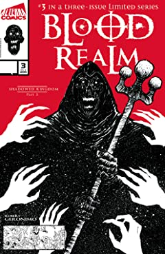 Blood Realm Vol. 2 #3