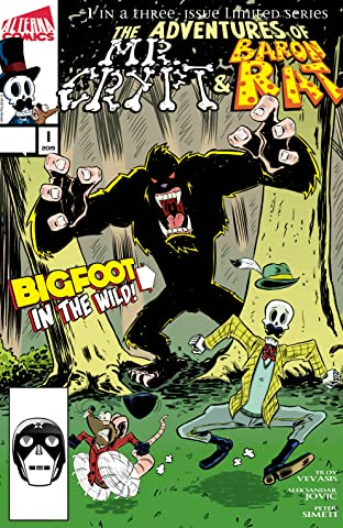 Mr. Crypt and Baron Rat #1
