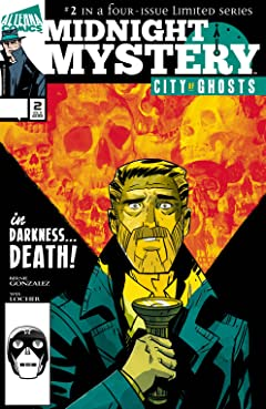 Midnight Mystery: City of Ghosts #2