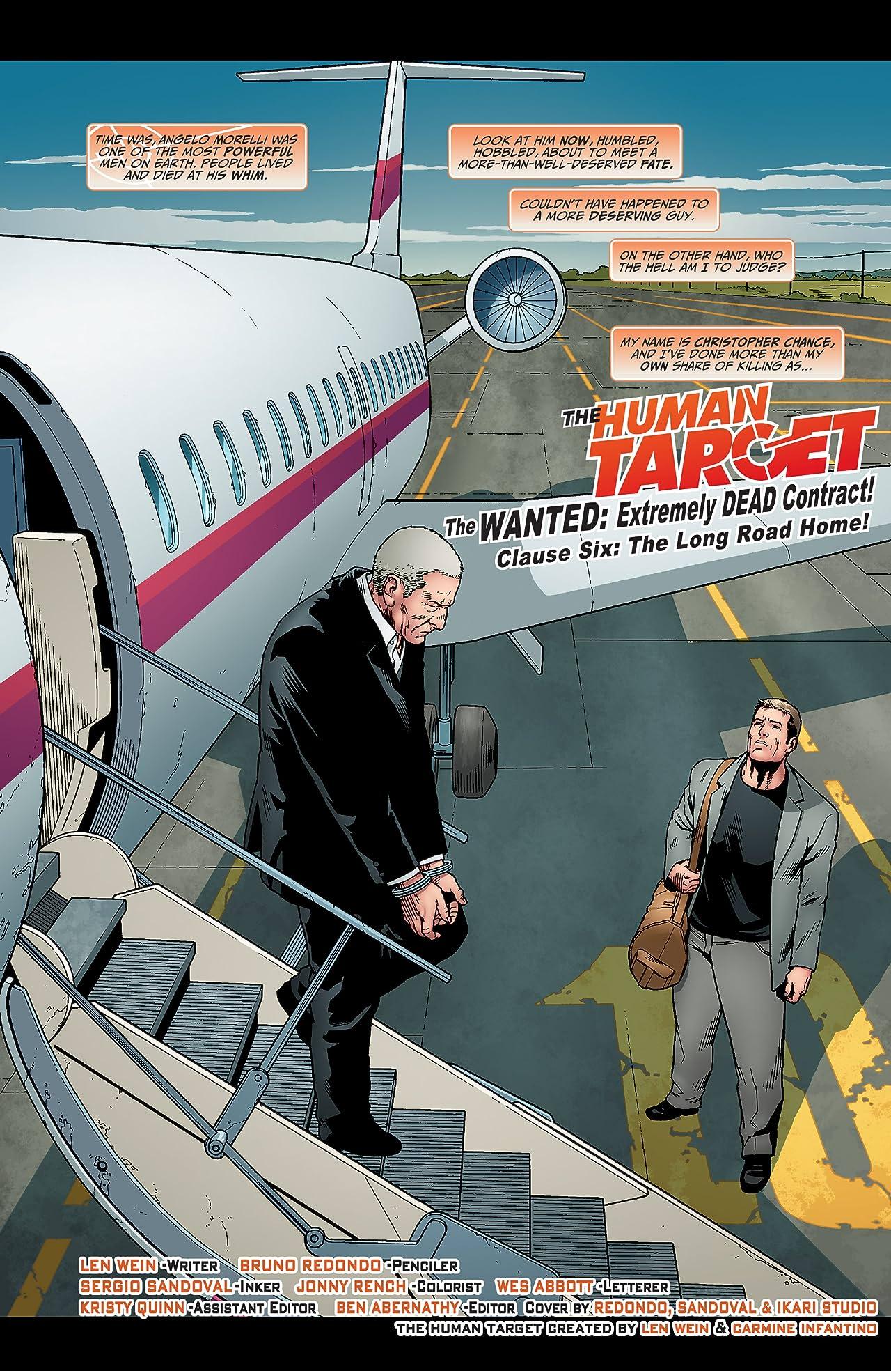 Human Target (2010) #6 (of 6)