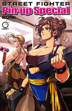 Street Fighter: Pin-up Special 2019