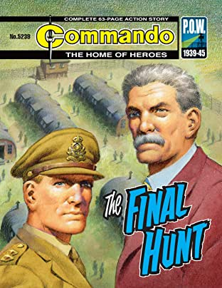 Commando #5239: The Final Hunt