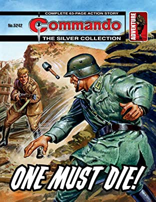 Commando #5242: One Must Die!