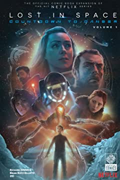 Lost in Space: Countdown to Danger Tome 1