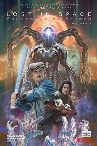 Lost in Space: Countdown to Danger Tome 2