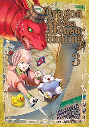 Dragon Goes House-Hunting Tome 3