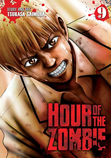 Hour of the Zombie Tome 9