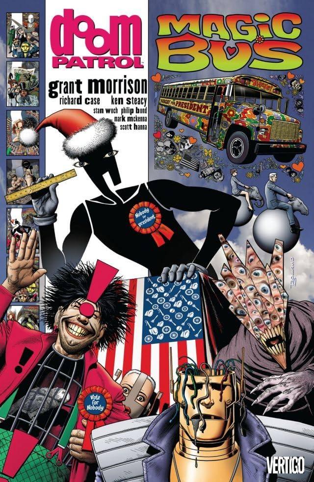 Doom Patrol (1987-1995) Vol. 5: Magic Bus