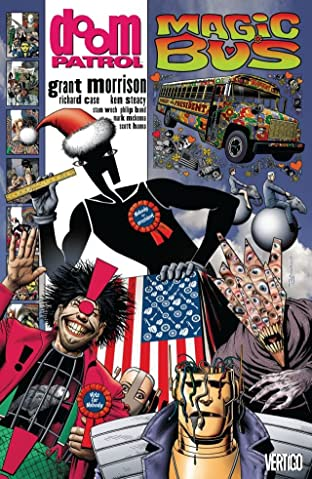 Doom Patrol (1987-1995) Tome 5: Magic Bus