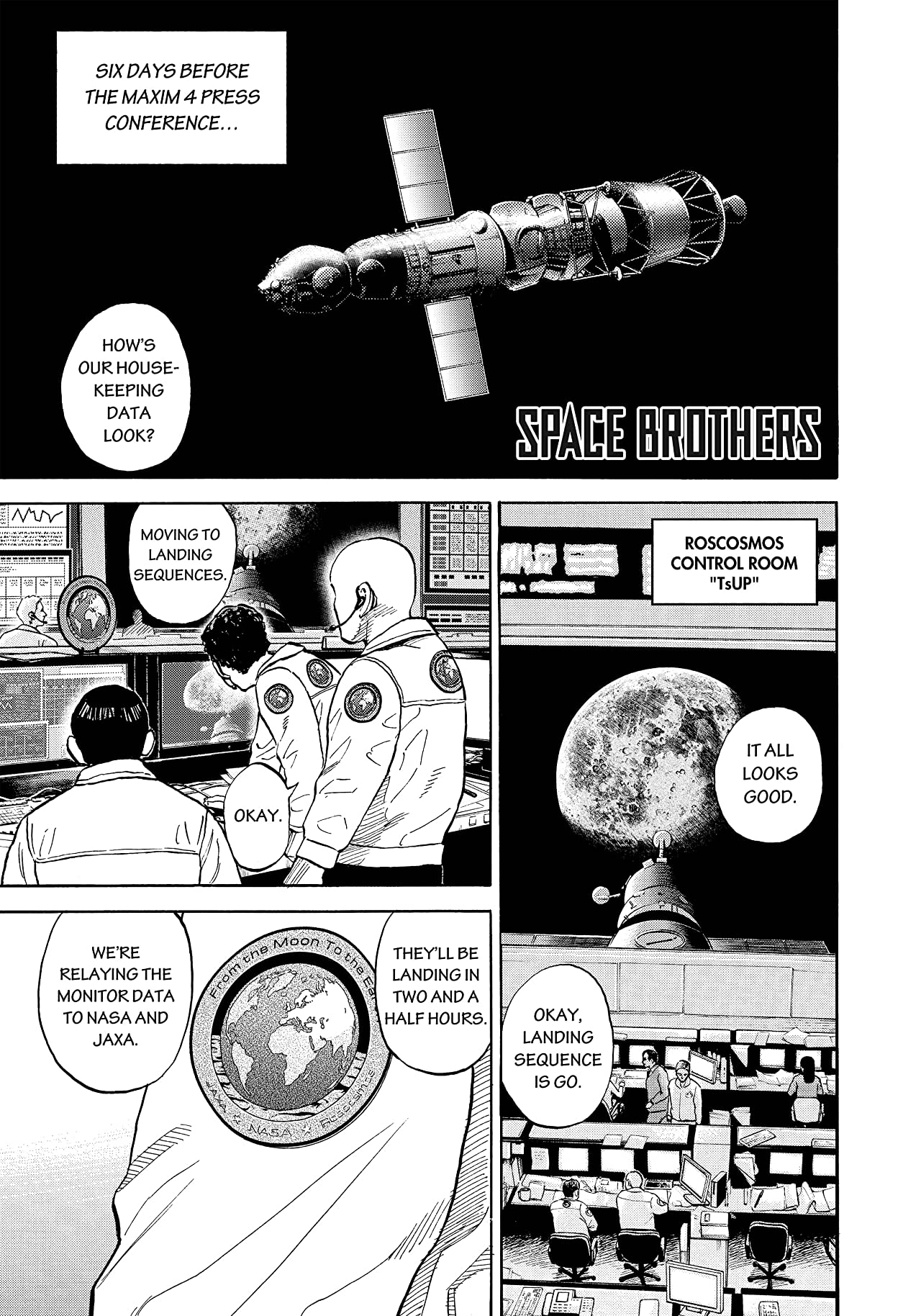 Space Brothers No.339