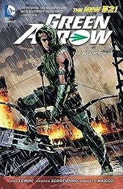Green Arrow (2011-2016) Vol. 4: The Kill Machine