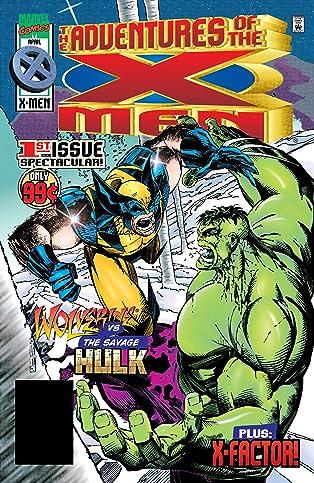 Adventures Of The X-Men (1996-1997) #1