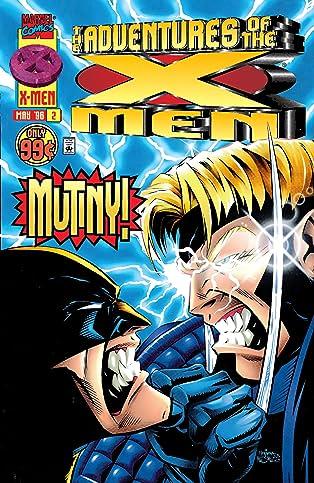 Adventures Of The X-Men (1996-1997) #2