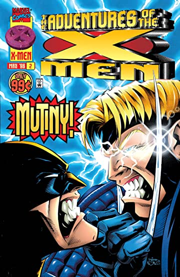 Adventures Of The X-Men (1996-1997) #2