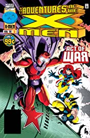 Adventures Of The X-Men (1996-1997) No.5