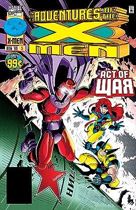 Adventures Of The X-Men (1996-1997) #5