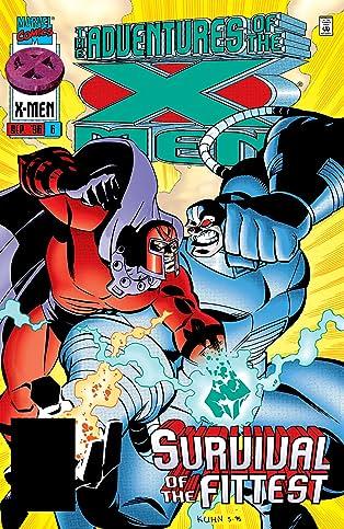 Adventures Of The X-Men (1996-1997) #6
