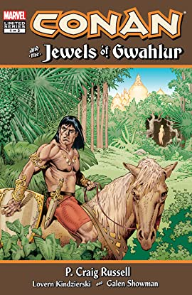 Conan and the Jewels of Gwahlur (2005) #1 (of 3)