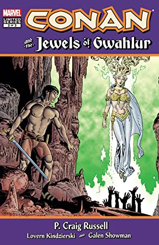 Conan and the Jewels of Gwahlur (2005) #2 (of 3)