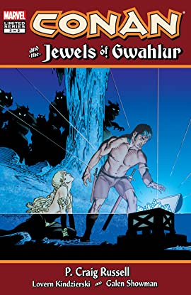 Conan and the Jewels of Gwahlur (2005) #3 (of 3)