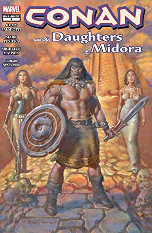 Conan And The Daughters Of Midora (2004) #1