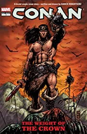Conan: The Weight Of The Crown (2010) #1