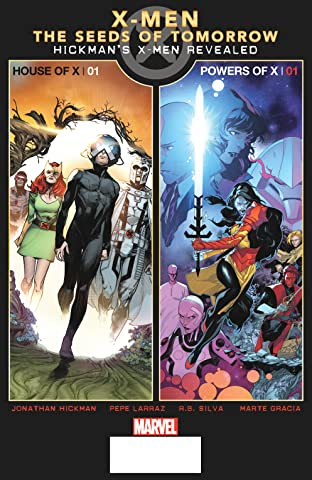House of X/Powers of X Free Previews