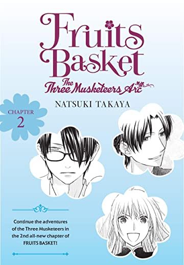 Fruits Basket: The Three Musketeers Arc No.2